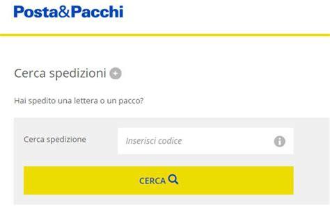 spedizione lettere estero come rintracciare raccomandata poste italiane lettera