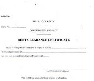 Lease Clearance Letter Rent Certificate Form Certificate Template Free Word Templates Need A Free Rental