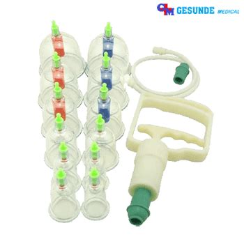 Alat Kesehatan Kop alat kop bekam vacuum cupping isi 12 toko medis jual