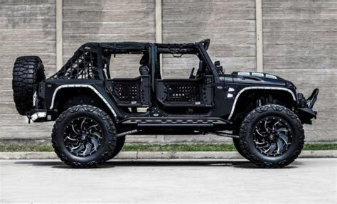 Jeep Wrangler Paint 2016 Jeep Wrangler 4x4 Custom Paint Leather 6 Quot Lift