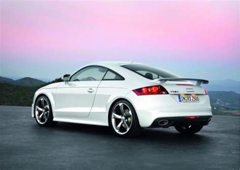 2012 audi tt rs reviews price photos specifications