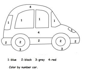 color by numbers coloring book for cars mens color by numbers cars coloring book color by numbers books for volume 1 books transportation worksheet for crafts and worksheets