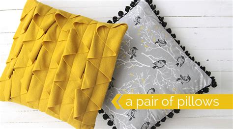 How To Make Your Own Throw Pillows by Diy Decorative Throw Pillows Sewing Tutorial It S Always