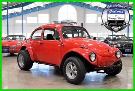 baja volkswagen beetle 1965 volkswagen baja beetle vw bug 2200cc manual dune 64