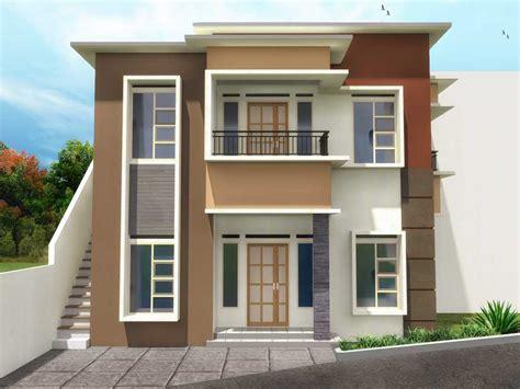 rumah sederhana berkesan mewah