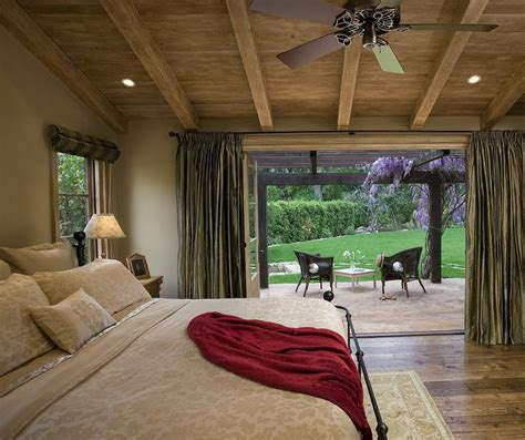 master bedroom porch walkout master bedroom patio bedroom contemporary with