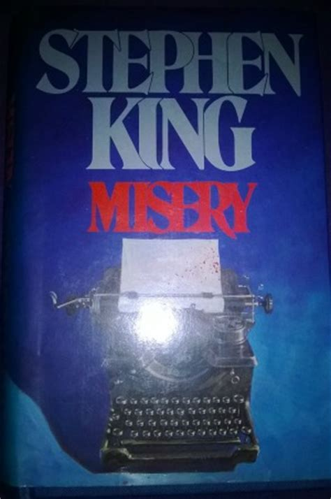 relatively random musings books misery by stephen king book review my random musings