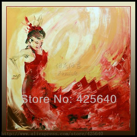 New Lukisan Hiasan Dinding Kantor Rumah Set Abstrak 23786 dancer lukisan promotion shop for promotional dancer
