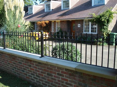 wall top railings stunning railings for walls kp