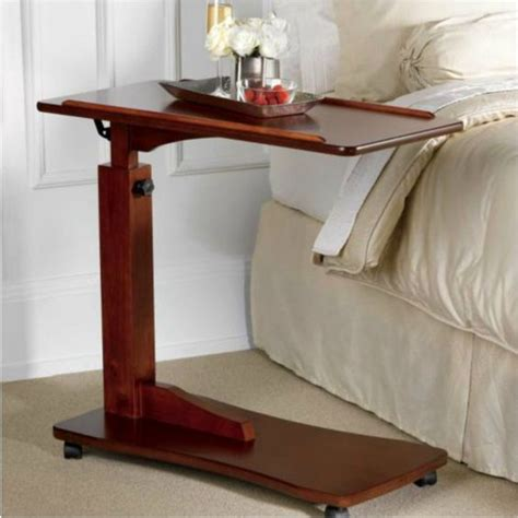 bedside table height relative to bed bed tray hospital bed and laptop desk on pinterest