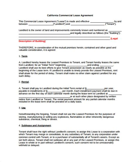 Contract Extension Letter Uk Lease Extension Agreement 8 Free Documents In Pdf Sle Templates