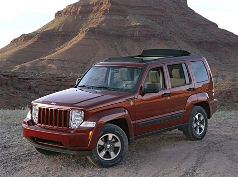 2009 Jeep Liberty Reviews 2009 Jeep Liberty Review Cargurus