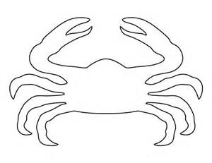 Hermit Crab Template by Crab Pattern Use The Printable Pattern For Crafts