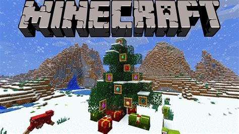 minecraft christmas secrets 1 4 6 snapshot 12w50a youtube