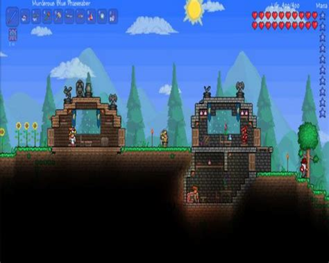 terraria apk version terraria v1 06 apk patched edition