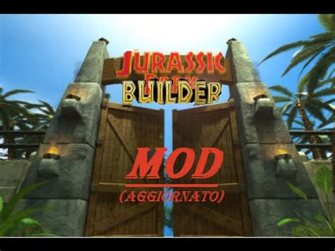 game android jurassic park builder mod primo video jurassic park builder mod apk prewiew 2