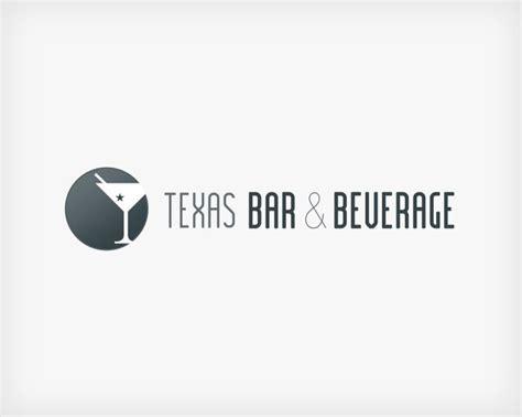 martini bar logo logo design done for texas bar beverage logo