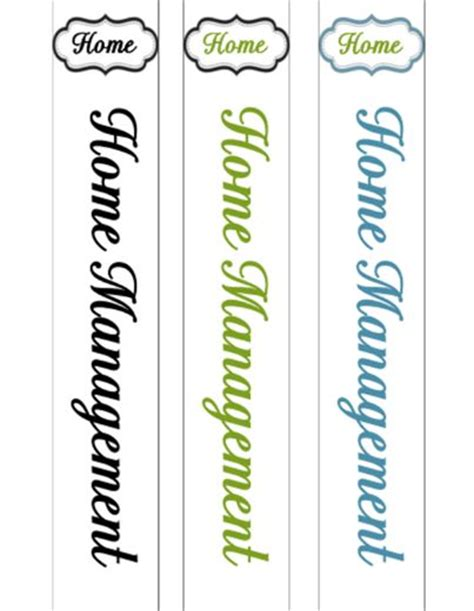25 best images about labels on pinterest binder covers binder spine template 18 best binder templates images on