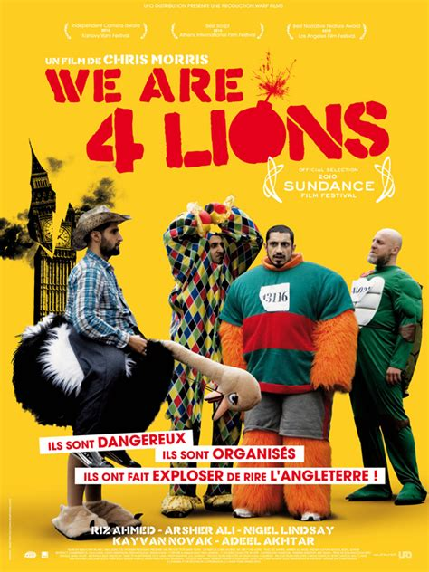 4 lion film production we are four lions film 2010 allocin 233