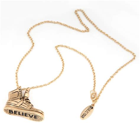 justin bieber jewelry justin bieber sneakers necklace