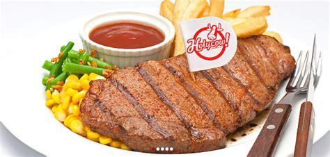 Daging Sapi Aus Sirloin Beef Steak Impor Grade A Harga Special 1 Kg harga holycow steak beserta promo terbaru harga menu info