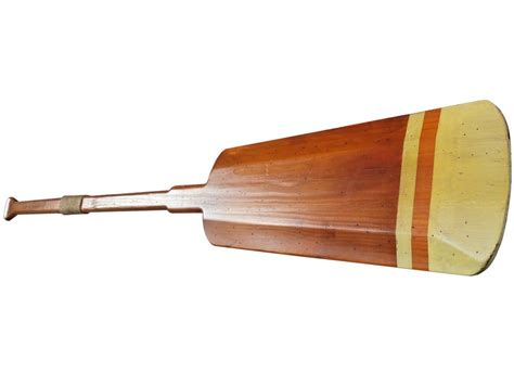 wooden oars decor buy wooden westport decorative squared rowing boat oar w