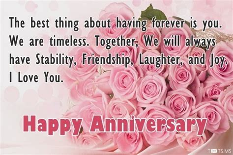 Wedding Anniversary Quote For Whatsapp by Anniversary Wishes For Quotes Messages Images For