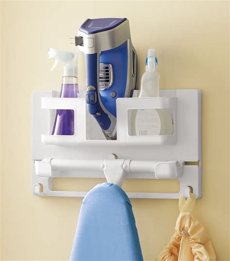 Laundry Room Storage Systems Collections Etc Laundry Room Wall Organizer Storage System Ebay