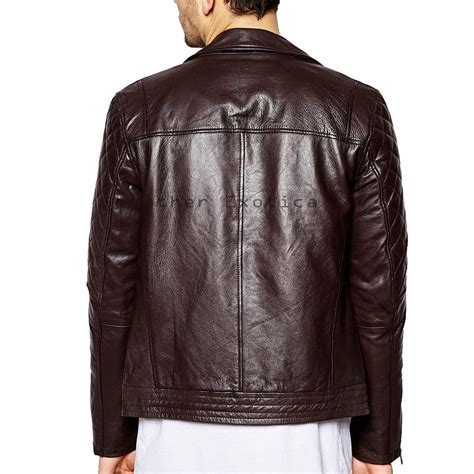 100 Leather Motorcycle Jacket Amazon Com Viking