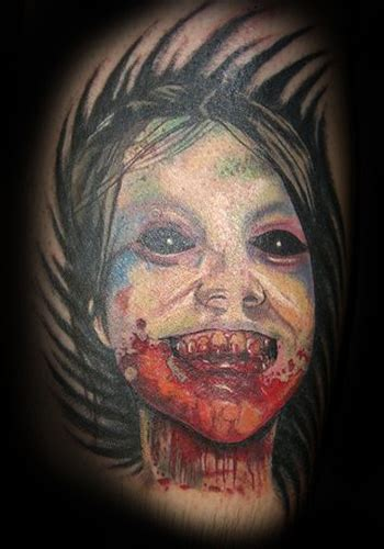 zombie tattoo gallery zombie tattoos gallery best tattoo