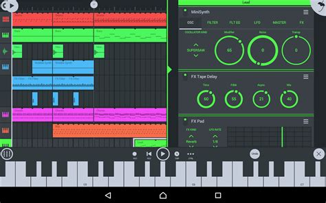 fl studio mobile free fl studio mobile android apps on play