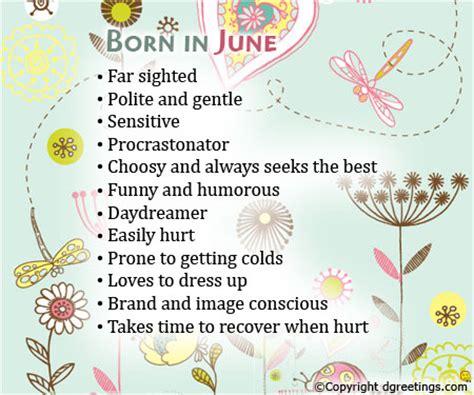 born june characteristics 187 personality month of june birthday