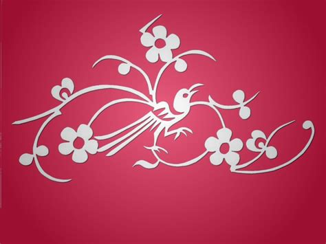 How To Make Paper Cutting Designs - paper cut designs