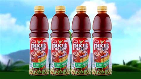 Teh Pucuk Harum 1 Liter strategi pucuk harum mencuri pasar teh siap minum