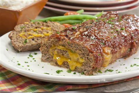 sweetie pies turkey meatloaf recipe cheesy stuffed meatloaf mrfood