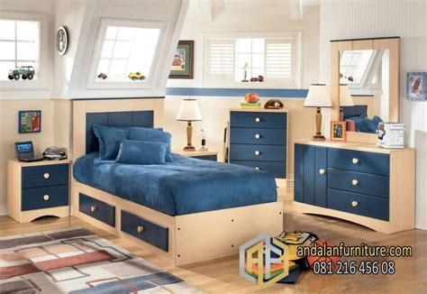 tempat tidur sorong minimalis laci rak furniture jepara klasik perabot mebel ukir minimalis