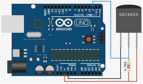arduino qt tutorial sensor de temperatura ds18b20 con arduino hetpro tutoriales