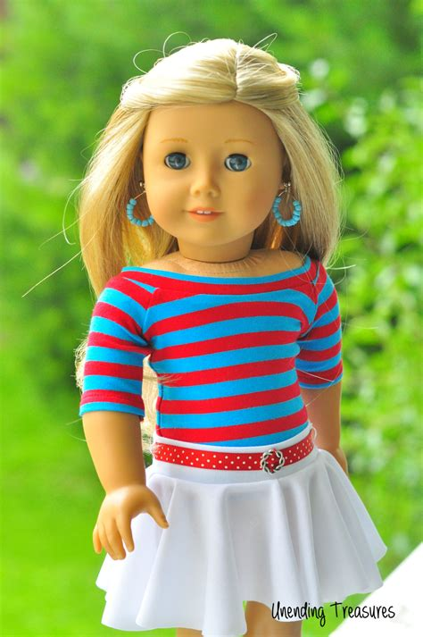 American Doll L by 18 Inch Doll Clothes Ag Doll Clothes Doll Clothes