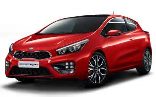 kia pro ceed gt front side view in photo 5