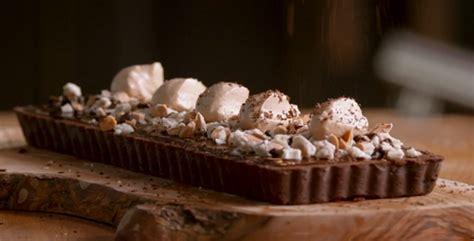 Tom Kerridge Cheat?s chocolate tart recipe Best Ever Dishes Crowd Pleasers   TV Foods
