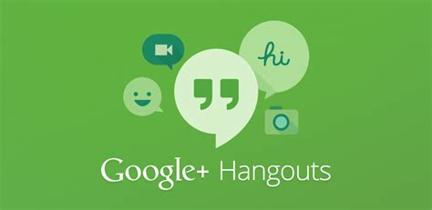 android hangouts hangouts for android and chrome is live droid