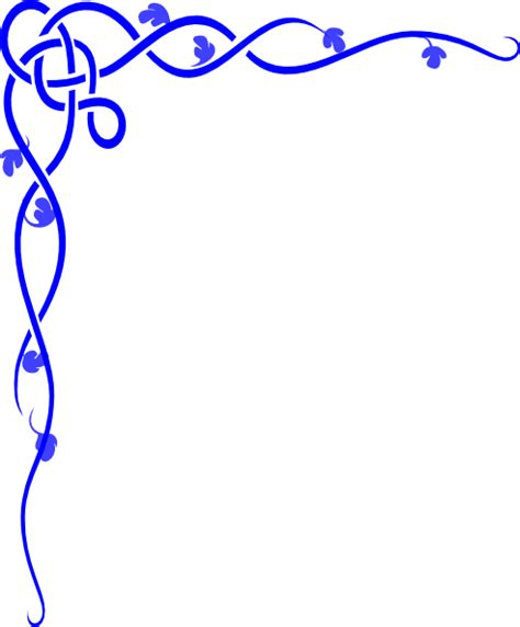 Wedding Border Design Royal Blue by Royal Blue Wedding Borders Clipart Best