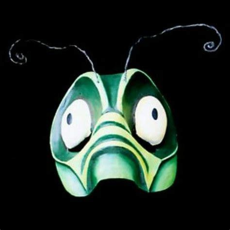 printable grasshopper mask grasshopper mask james the giant peach pinterest masks