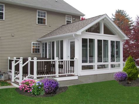 three season porch plans 1000 ideas about 3 season room on pinterest three