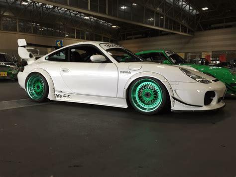 Porsche Mode by Jt Mode Porsche 996 Kamiwaza Japan