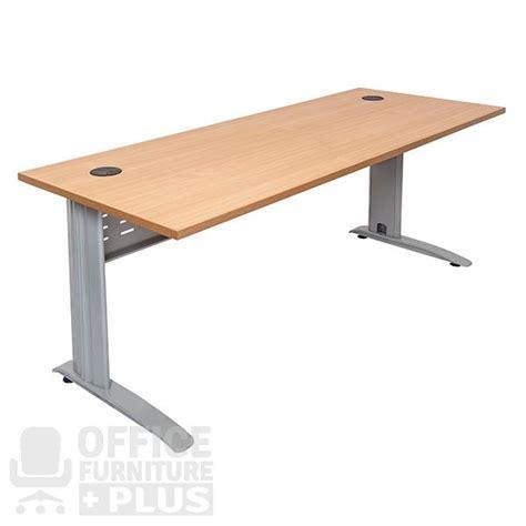 Open Desks by Rapid Span Open Rectangle Desk Office Furniture Plus