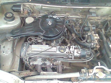 Suzuki G15 Engine Suzuki Cultus Vxr Engine To Vxri Efi D I Y