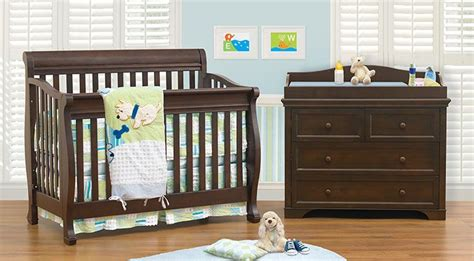 Devon Nursery Furniture Collection Costco For The Baby Timber Creek Convertible Crib