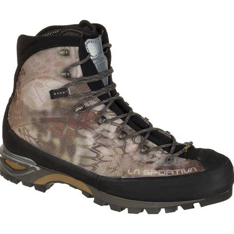 s mountaineering boots la sportiva trango cube gtx mountaineering boot s