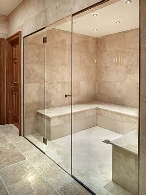 Glass Steam Room by Benefits Of Bespoke Glass Walls For A Steam Enclosure Or